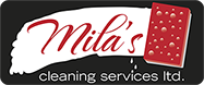 Mila's Cleaning Services | Commercial Cleaning & Janitorial Services Logo